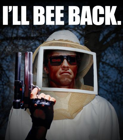be back