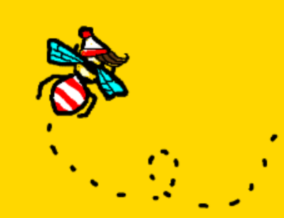 waldo bee 2